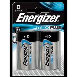 Bateria Energizer LR20 Max Plus - blister 2 szt. / pudełko 12 szt.