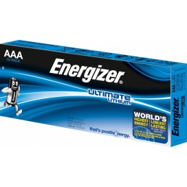 Energizer AAA L92 LR3/FR3 Battery - of 10