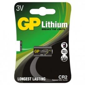 Bateria GP CR2 - blister 1 szt. / pudełko 10 szt.