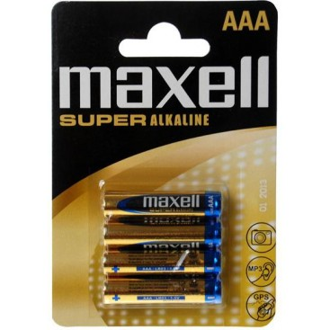 Bateria Maxell LR-3 - folia 4szt