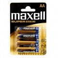 Maxell LR-6 AA Battery -blister of 4