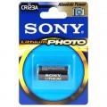 Bateria litowa Sony CR 123 3V - blister 1 szt.