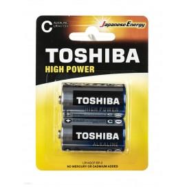 Bateria Toshiba LR14 Blister 2szt