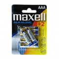 Bateria Maxell LR6 AA -blister 4+2szt