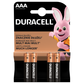 Bateria alkaliczna Duracell LR3 - blister 4 szt.