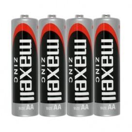 Bateria Maxell R-6 AA folia-4szt