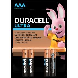 Bateria Duracell LR3 ULTRA - blister 4 szt. / pudełko 40 szt..