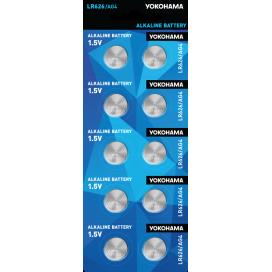 Alkaline Battery Panasonic R-6 AA - Blister packs of  4+4