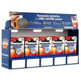 Bateria litowa Panasonic CR 2032 3V - Blister 5 szt.