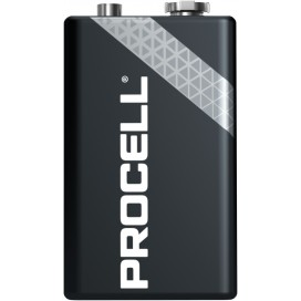 Bateria alkaliczna Duracell 6LR61 9V Procell - Pudełko 10 szt.