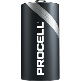 Duracell alkaline battery LR-14  Procell - Box of 10