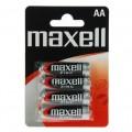 Bateria Maxell R-6 AA blister- 4szt