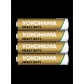 Bateria YOKOHAMA R3 AAA - Folia pak. po 4szt.