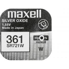 Bateria Maxell SR 721 W /361/ - pudełko 10szt