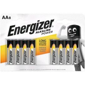 Bateria Energizer LR6 - blister 8 szt. / pudełko 96 szt.