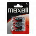 Maxell battery R-14 blister of 2