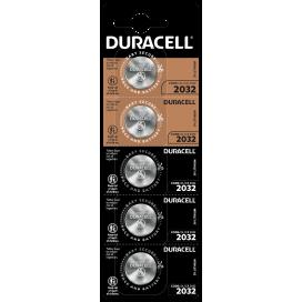 Bateria litowa Duracell CR 2032 3V- blister 5 szt.