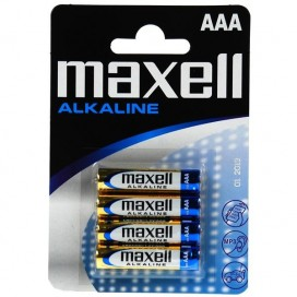 Maxell battery  LR-3 - blister 4 items