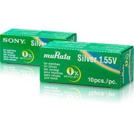 Lithium-based battery Maxell CR 1216 3V - Blister pack of 5