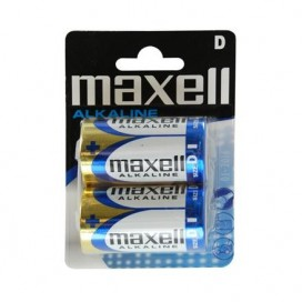 Maxell battery LR-20 - blister 2 items