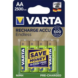 Akumulator Varta HR6 2400 mAh ready 2 use - blister 4 szt.