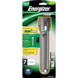 LATARKA ENERGIZER  LP00681 VISION HD RECHARGEABLE 1000 lumeów