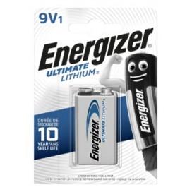 Bateria Energizer 9V 6LR61 - blister 1szt