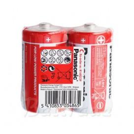 Bateria Panasonic R14 - blister pak. po 2 szt.