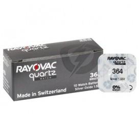 Bateria Rayovac SR 521 /379 -B10